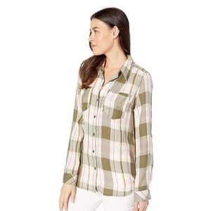 KUT FROM THE KLOTH Hannah Button Down Shirt